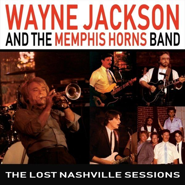 Cover art for The Lost Nashville Sessions